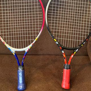 ジュニア テニス ラケット