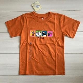 新品・動物のイラスト Tシャツ 110cm ♪