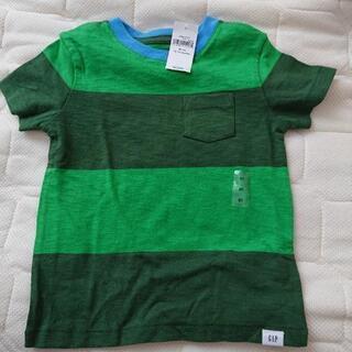 《新品》Gap Tシャツ 80cm 12-18months グリーン