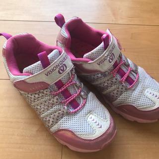 ☆女の子用22㎝運動靴☆