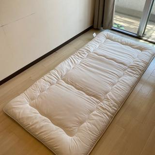無料!ニトリ シングル 敷布団の画像