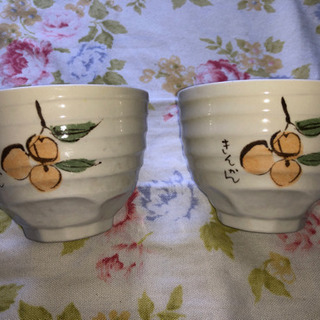 深めの小鉢2個セット
