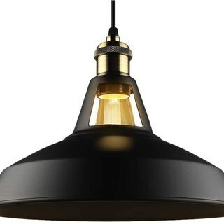 落着いた雰囲気の北欧風ペンダント・ライト LED 電球対応