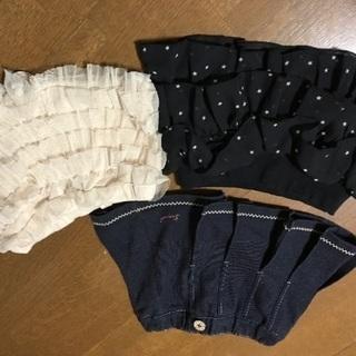 90スカート、キュロット