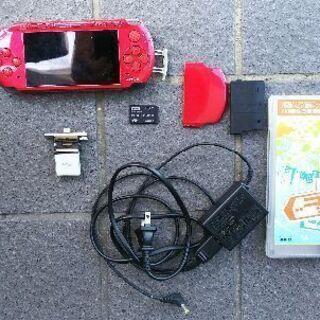 PSP ナビソフト GPS