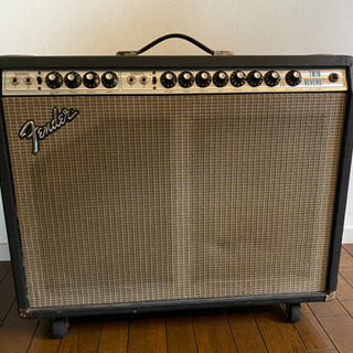 Fender Twin Reverb 銀パネ
