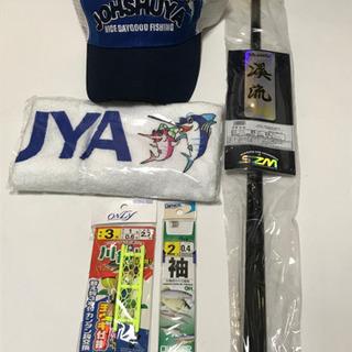 上州屋 釣り具セット