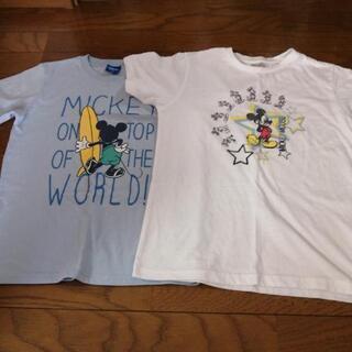 150ミッキーTシャツ