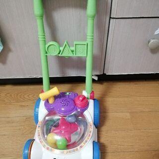 フィシャープライス Fisher Price 手押し車 子供 おもちゃ