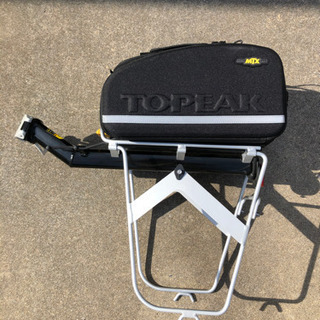 TOPEAK(トピーク) MTX トランクバッグ、ビームラックVタイプ