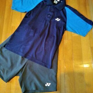 YONEX ヨネックス テニス バドミントン ウエア上下 Sサイズ