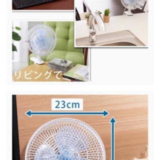 クリップ扇風機 − 東京都