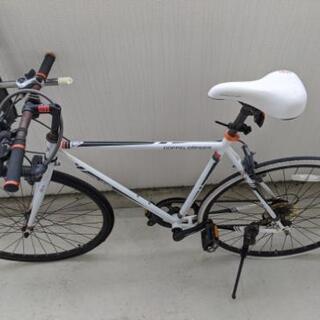 スタンド付スポーツ自転車