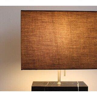 【モデルルーム展示品】LEDマレッゾ テーブルランプ 大理石 − 東京都