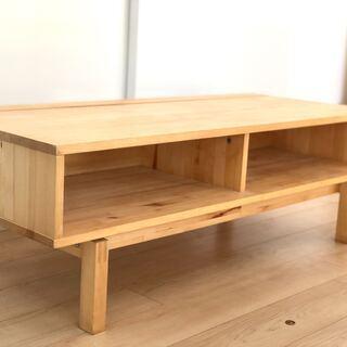 IKEA 木製 テレビ台
