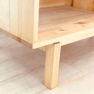 IKEA 木製 テレビ台 − 東京都