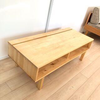 IKEA 木製 テレビ台 - 渋谷区