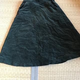 冬用スカート ユニクロ