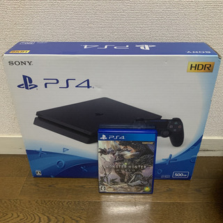 PS4 本体