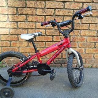 スペシャライズド16インチキッズ子供用自転車