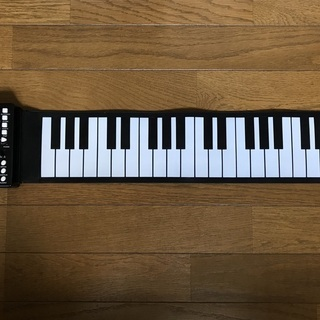 中古ロールアップピアノのおもちゃ
