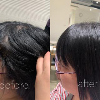 髪質改善ストレートモデル募集✨