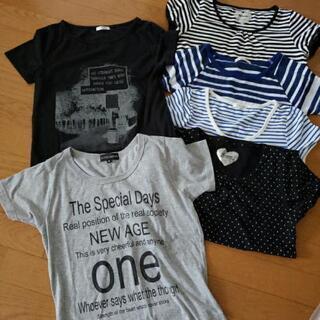 MサイズTシャツ6枚セット