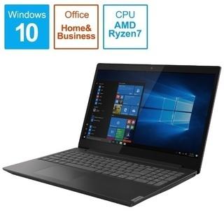 ノートパソコン Lenovo ideapad L340 81LW...