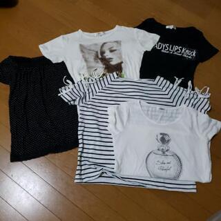 LサイズTシャツ5枚セット