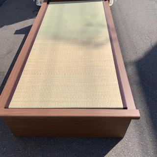 ニトリ畳ベット 使用1年 シングルベット