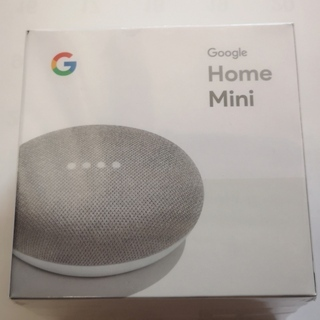 Google Home Mini(チョーク)