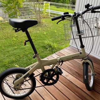 折りたたみ自転車 16インチ