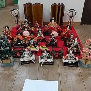五段雛人形