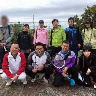 運動不足解消🎾硬式テニス一緒に楽しみませんか!【宮城野パワ…