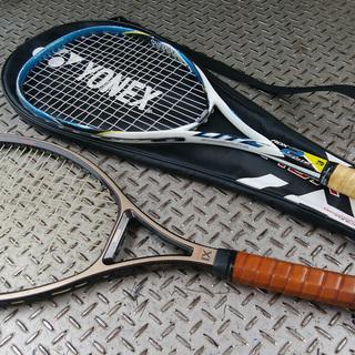 《姫路》早い者勝ちテニスラケット2本☆^^