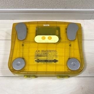 タニタ 体脂肪計