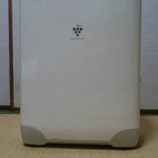 シャープ 冷風 衣類乾燥機 除湿機 プラズマクラスター 取扱説明書あり