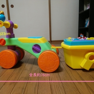 プーさん三輪車(屋内用)