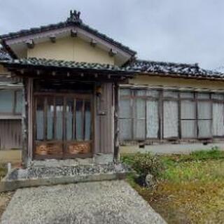 富山県 魚津市 大海寺 一戸建、土地 お売りします。
