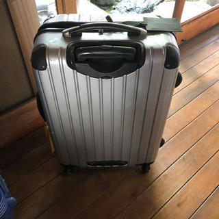 スーツケース 2個