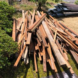 木材、薪、廃材 - その他