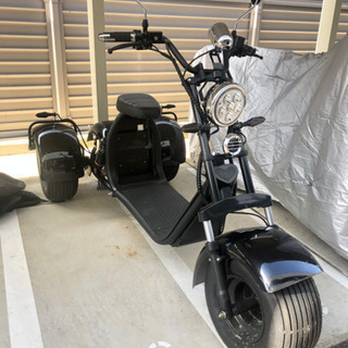 kintone  オトナの電動三輪車