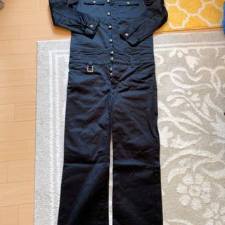 黒つなぎ 美品 ブランド服