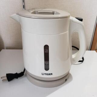 タイガー電気ケトル 1.0L(2)