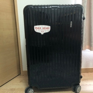 RIMOWA リモワ スーツケース Used 難有