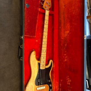 Fender PRECISIONBASS ビンテージ
