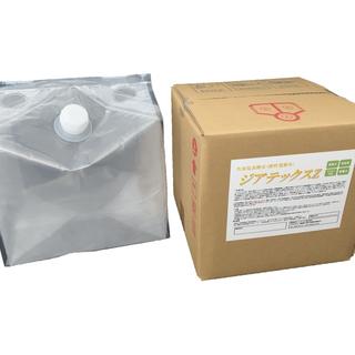 弱酸性次亜塩素酸水(酸性電解水)ジアテックスZ  10L 送料無料