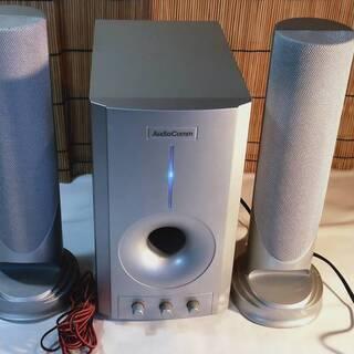 美品 ASP-1500 3D スピーカーシステム 音響 サラウン...