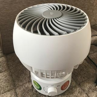ヤマゼン コンパクト扇風機(1シーズンのみ使用)お譲りします!