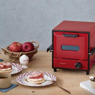 新品 レコルト オーブントースター